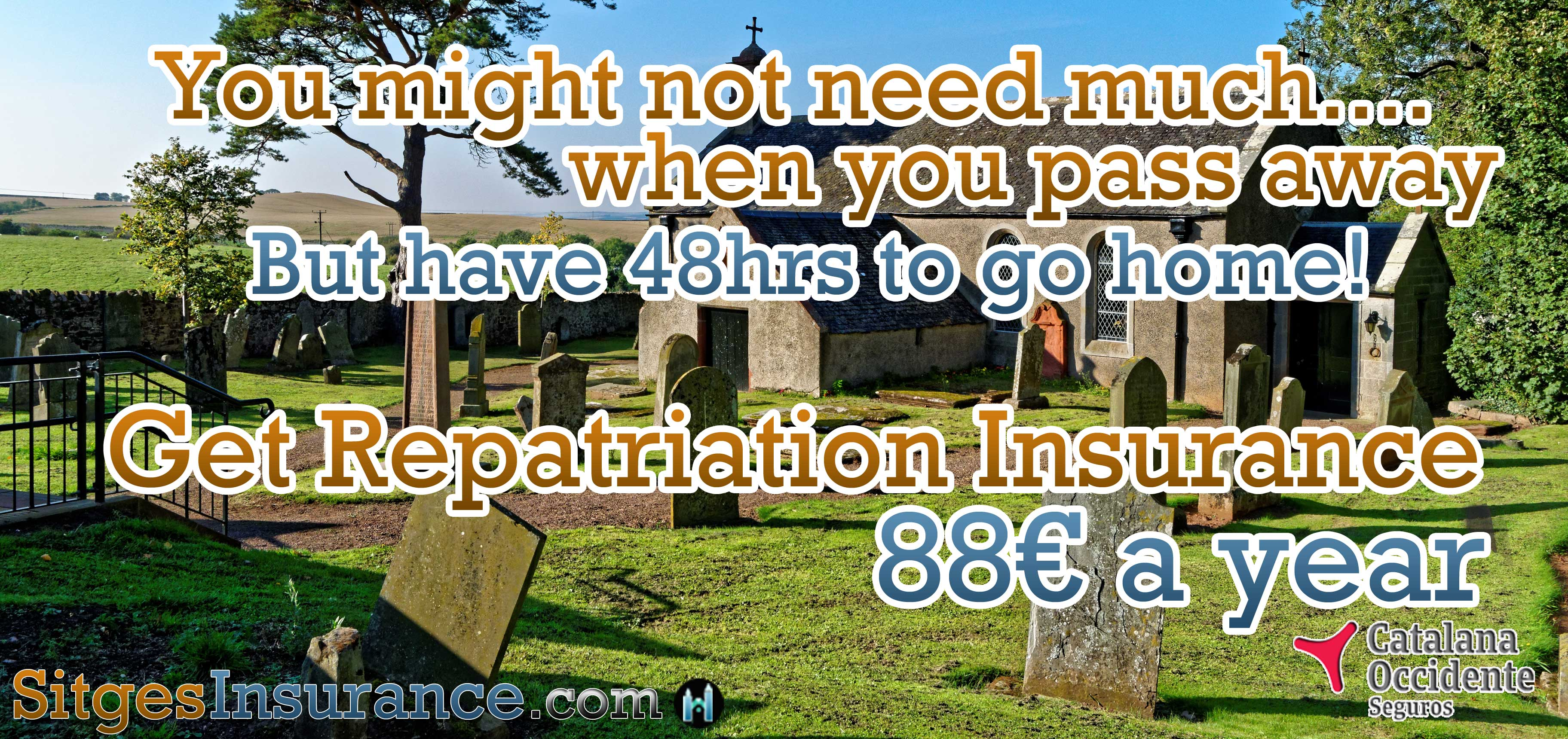 repatriation insurance offer